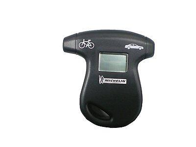 Tire Pressure Digital Gage Schrader & Presta Michelin MN-4606B Bike & Auto
