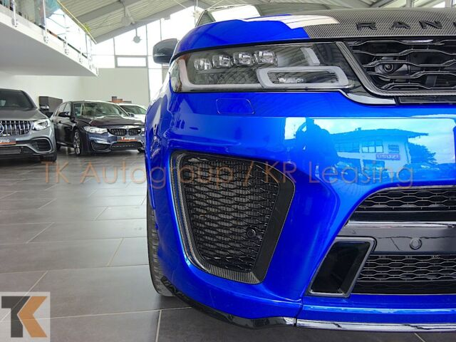 LAND ROVER Range Rover Sport SVR *Carbon/ Head Up/ Pano*