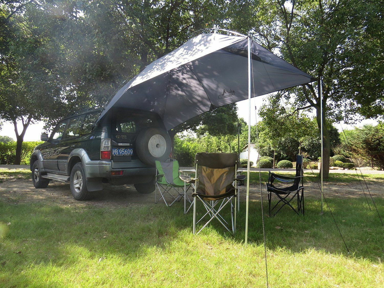 Awning Rooftop SUV Shelter Truck Car Tent Trailer Camper ...