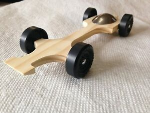 Fast Pinewood Derby Car Ebay