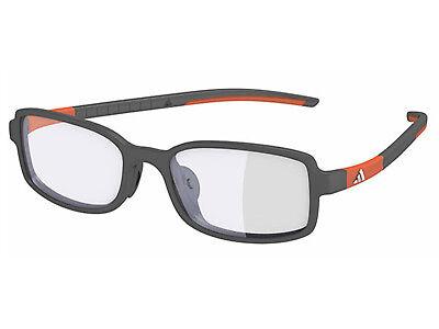 ADIDAS eyeglasses sports Kids Junior boys girls , onix orange (Junior Sports Glasses)