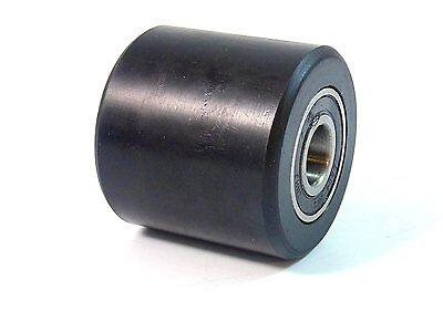 Pallet Jack Load Support Wheel- 3 Diameter X 2-34 Wide 20mm Id