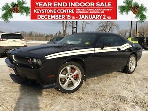 2010 Dodge Challenger R/T RWD *Navigation* *Heated Leather* *Low