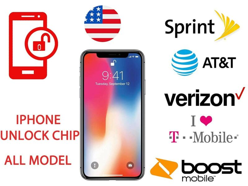 iPhone unlock Service (AT&T/Sprint/T-Mobile)AS OF 8/17 SERVICE WORKING12.4