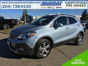 2013 Buick Encore Convenience AWD *Heated Seats* *Low Mileage*