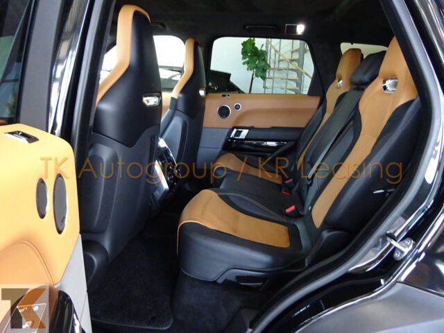LAND ROVER Range Rover Sport SVR *Soft Close/ Head Up/ Tan*