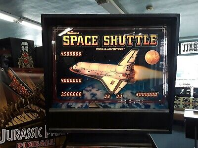 Space Shuttle Pinball Machine by Williams-FREE SHIPPING