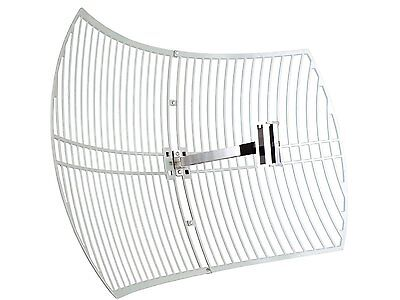 2.4GHz 24dBi DIRECTIONAL PARABOLIC GRID ANTENNA N STYLE (Only 1 unit) 2.4 Ghz Grid