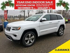 2015 Jeep Grand Cherokee Limited 4WD *Nav* *Blind Side* *Backup