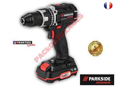 Parkside Potencia Taladro-Atornillador Inalámbrico Pabsp 20-Li B2, 20V