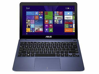 "ASUS EEEBook X205TA 11.6"" Light Weight Laptop Intel Dual Core, 32GB, Windows 10"