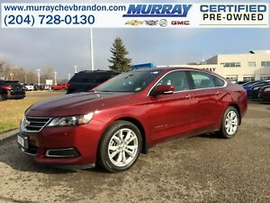 2016 Chevrolet Impala LT FWD *Backup Cam* *Wifi* *Projection* *P
