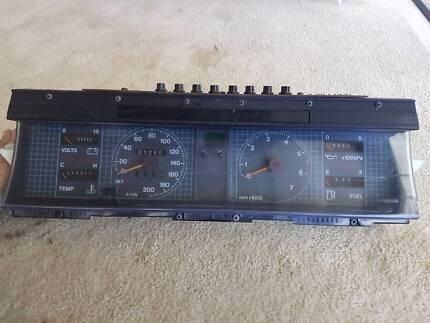 Commodore VL Calais 6 cyl Turbo Sports Dash
