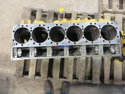 Caterpillar C13 Engine Block Has Gone Through The Shop Good Used 239-7353