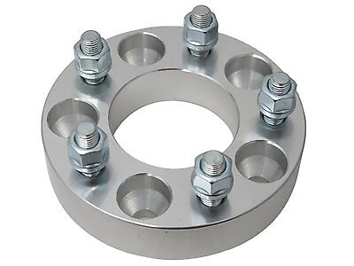 2Pc   2 5   1 25  Per Side  5X5 To 5X4 75 Wheel Spacers Adapters