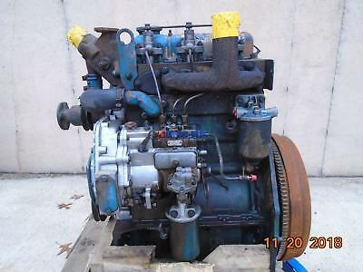 Ford Newholland F3.144 Engine Complete Fordson Dexta Runner Esn 1624142