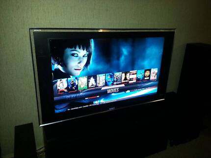 "40"", 46"", 52"" Sony Bravia Full 1080p lcd TV's"
