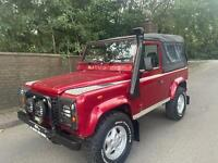 1989 Land Rover Defender 90 SOFT TOP 200TDI USA EXPORTABLE 4x4 Diesel Manual
