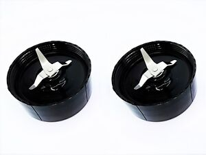 2 Pack Cross Blades Replacement Parts,Fits Magic Bullet Blender MB-1001