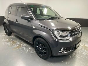 2016 Suzuki Ignis MF GLX Grey 1 Speed Constant Variable Hatchback Hamilton East Newcastle Area Preview