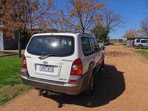 """2001 Hyundai """"The Roo Basher"""" Terracan, 4WD & Auto Alice Springs Alice Springs Area Preview"""