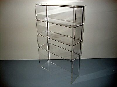 Ds-12 X 4 X 19 Without Door Showcase Acrylic Countertop Display Case