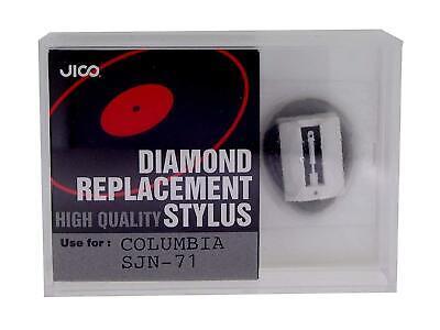 JICO Record Player Needle A010548 COLUMBIA / DENON SJN-71 Ro