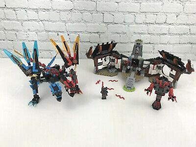 Lego Ninjago Dragon's Forge 70627 No Manual No Box Only 1 Minifigure