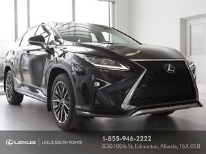 2016 Lexus RX 350 F SPORT Series 2 w/ navigation, backup came...