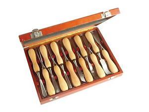 Vintage Wood Carving Tools
