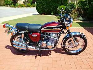 HONDA CB750K6 Canning Vale Canning Area Preview