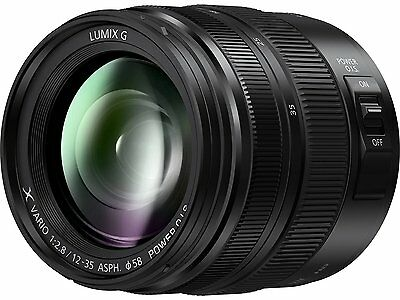 Panasonic Lumix G X Vario 12-35mm f/2.8 II Zoom Lens for Micro 4/3 H-HSA12035