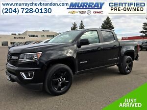 2016 Chevrolet Colorado Crew Cab LT 4WD *Wifi* *Projection* *Bac