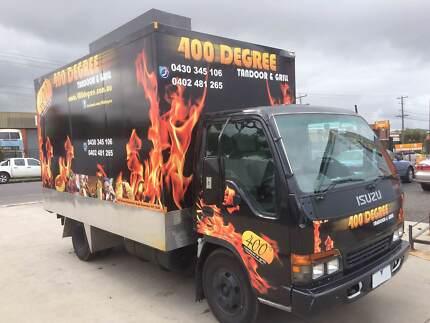 4m X 2m Food Van - Great Deal