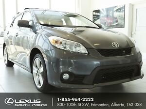 2011 Toyota Matrix AWD Sport w/ cruise control, moonroof and...