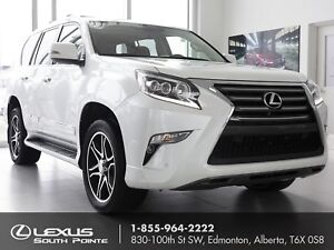 2015 Lexus GX 460 GX 460 backup camera and power moonroof