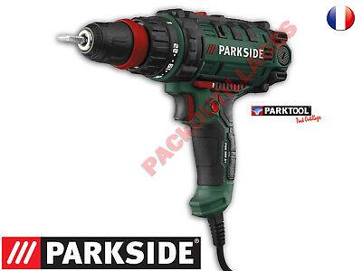 Parkside Taladro-Atornillador Para 2 Velocidades Pns 300 A1, 300W