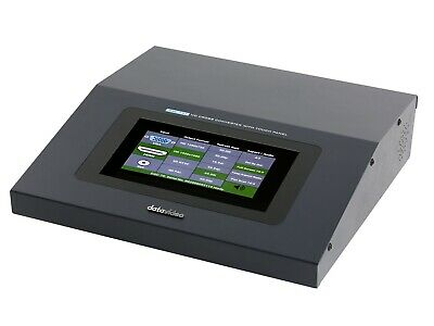 Datavideo DAC-75T HD Cross Converter with Touch Panel for sale  Shipping to India