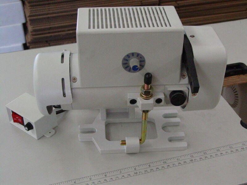 Variable Speed Industrial Sewing Servo Motor FESM-550s, 3/4 HP,