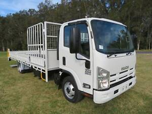 2013 isuzu NPR300 - 6.36M LONG TRAY   TAILGATE LOADER North Macksville Nambucca Area Preview