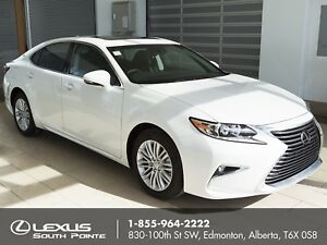 2017 Lexus ES 350 ES 350 w/ backup camera, UV glass protectio...