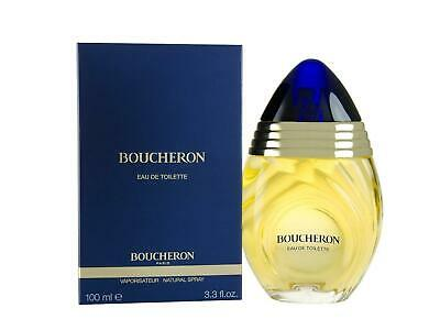 BOUCHERON for Women Perfume 3.3 oz / 3.4 oz Perfume EDT Spray NEW in BOX