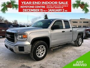 2014 GMC Sierra 1500 Extended Cab Base 4WD