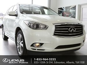 2015 Infiniti QX60 Deluxe touring w/ technology, navigation,...