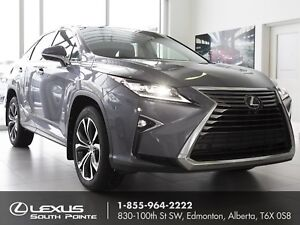 2017 Lexus RX 350 Executive w/ panoramic moonroof, backup cam...