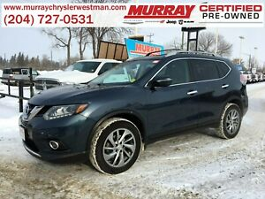 2014 Nissan Rogue SL AWD *Nav* *360 Around View Cam* *Heat Leath