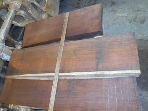 5 board feet of quartersawn cocobolo rosewood, true rosewood, kiln-dried