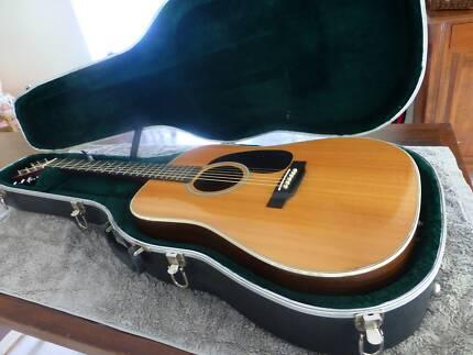 Martin D28P Acoustic Guitar for sale.