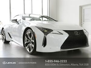 "2018 Lexus LC 500 Performance w/ 21"" forged aluminum alloy wh..."