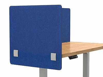 "VaRoom Acoustic Partition, Sound Absorbing Desk Divider – 30"" W x 24""H Privacy"